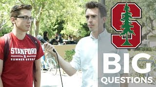 Download Big Questions Ep. 12: Stanford (Summer Session Edition) Video