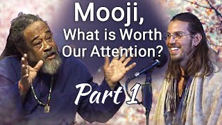 Download I Asked Mooji ″What is Worth Our Attention?″ and His Answer Really Annoyed My Ego - Part 1 Video