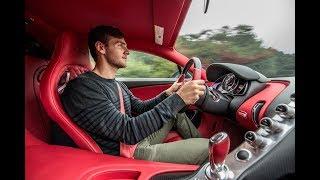 Download Bugatti Chiron First Drive Video