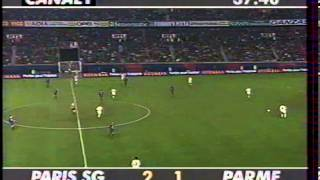 Download PSG-Parma (saison 95-96) Video