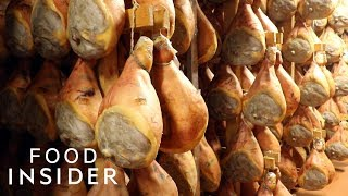 Download How Italian Parma Ham Is Made Video
