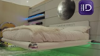 Download You won't believe this amazing floating bed! Video