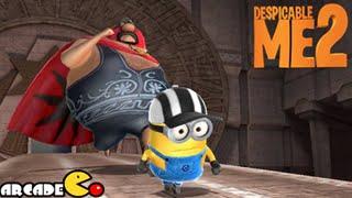 Download Despicable Me 2 Minion Temple Run EL Macho's Lair Video