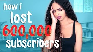 Download How I Lost 600,000 Subscribers Overnight Video