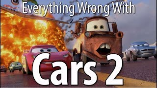 Download Everything Wrong With Cars 2 In 18 Minutes Or Less Video