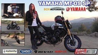 Download Yamaha MT 09 SP | Prueba / Test / Review en español | Total Motor TV Video