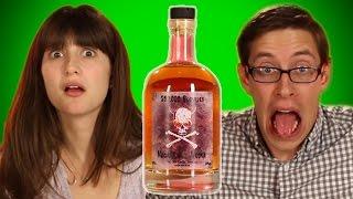 Download Weird International Liquor Taste Test Video