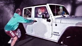 Download THE KILLER CLOWNS CAME TO KIDNAP ERIKA.. (COPS CAME) Video
