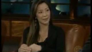 Download Michelle Yeoh on Late Late Show with Craig Furgueson (Part 1) Video