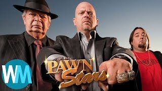 Download Top 10 Coolest Items Brought in on Pawn Stars Video