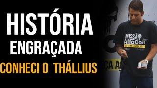 Download COMO EVANDRO CONHECEU O THÁLLIUS MORAES - HISTÓRIA ENGRAÇADA EVANDRO GUEDES Video