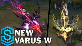 Download Varus New W - All Skins Video