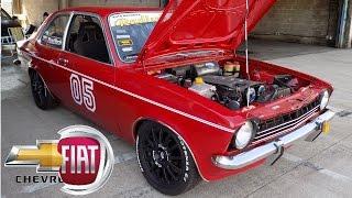 Download Chevette com Motor de Marea Turbo - Adaptação perfeita Video