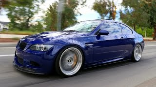 Download Modified BMW E92 M3 Review - everything but a supercharger! Video