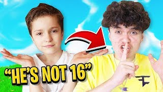 Download FaZe H1ghSky1 EXPOSED FaZe Jarvis REAL AGE Video