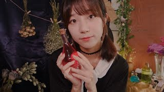 Download A Kind Witch Helping You♥/ ASMR Fantasy Witch Roleplay Video