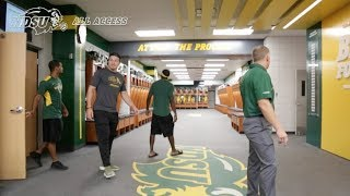 Download NDSU Athletics Unveils New Football Locker Room Video
