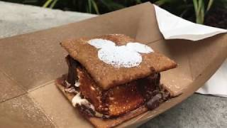 Download Making the Delectable Artisan S'mores at the Ganachery at Disney Springs, Walt Disney World Video