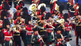 Download The Massed British Military Bands, The Royal Edinburgh Military Tattoo 2016 Video