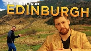 Download 10 Best Things About Edinburgh Video