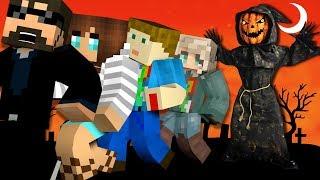 Download Minecraft: HALLOWEEN MURDER   MODDED MINI-GAME Video