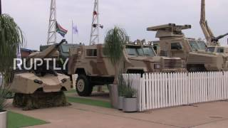 Download South Africa: Rosoboronexport showcases Russia's latest defence technologies at AAD 2016 Video