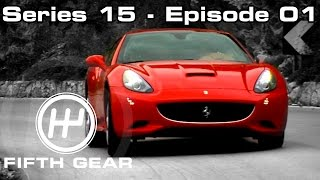 Download Fifth Gear: Series 15 Episode 1 Video