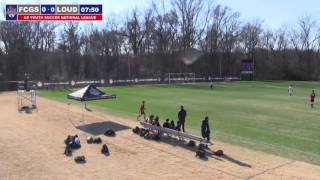 Download 2016 National League - Boys - U16 - FC Golden State vs LOUD - Field 1 - Day 2 - 2pm Video