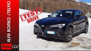 Download Alfa Romeo Stelvio Test Drive completo Video