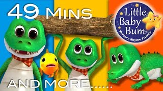 Download Little Baby Bum   Crocodile Song   Nursery Rhymes for Babies   Songs for Kids Video