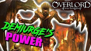 Download How Strong Is Demiurge? | Overlord Demiurge / Jaldabaoth True Power Explained Video