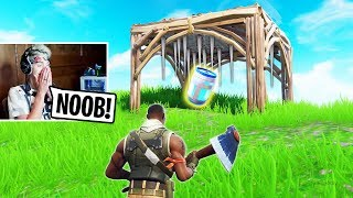 Download 7 Times Pros TROLLED Noobs In Fortnite! 😂 Video