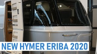 Download NEW CARAVAN HYMER ERIBA TROLL 2020 MODEL Video