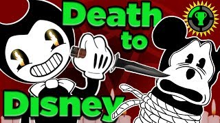 Download Game Theory: How Bendy EXPOSES Disney's Cartoon CONSPIRACY (Bendy and the Ink Machine) Video