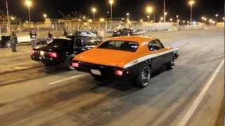 Download SS Shaun Chevelle VS. DSR Mustang Video