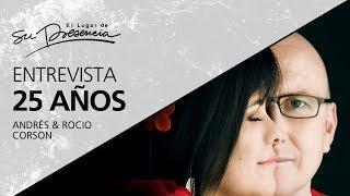 Download Entrevista 25 Años - Andrés & Rocío Corson - 17 Enero 2018 Video