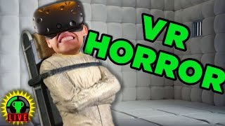 Download HORROR in VR! - Chair in a Room: Greenwater (Part 1 of 3) Video