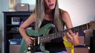 Download Redeemed - Lari Basilio (Five-Two Strat Set) Video