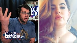 Download Dear Fat Feminists... No Thanks! (feat. Tess Holliday) | Louder With Crowder Video