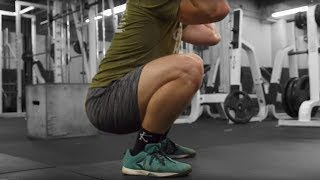 Download How To Squat CORRECTLY In 5 Minutes (With 5 CrossFit Squat Variations) Video