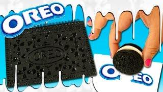 Download 3 Manualidades OREO * Cuaderno, Portalápices y Borrador Oreo DIY Video