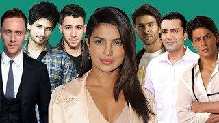 Download Priyanka Chopra's ex boyfriends and the present boyfriend Video