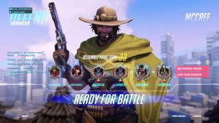 Download Overwatch competitive placement matches Video