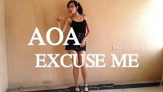 Download Aoa - Excuse Me - Dance Cover - By Daniela Video