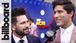 Download Dan + Shay on Why 'Tequila' Was THE Song to Promote Upcoming Album | ACM 2018 Video