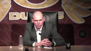 Download Mark Helfrich calls the clarity of his situation ″less than ideal″ Video