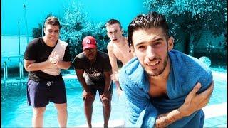 Download REAL VS FAKE MAS EPICO CON YOUTUBERS EN LA PISCINA Video