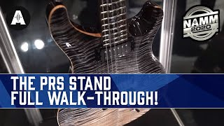 Download The PRS Stand - Full Walk-Through! - NAMM 2020 Video