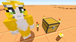 Download Minecraft Xbox - Stampy Flat Challenge - A Strange New World (1) Video
