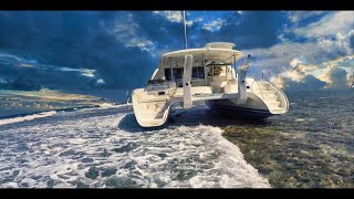 Download COLLISION with a REEF at NIGHT! The Tanda Malaika Wreck - Adventure 27 Sailing Around the World Video